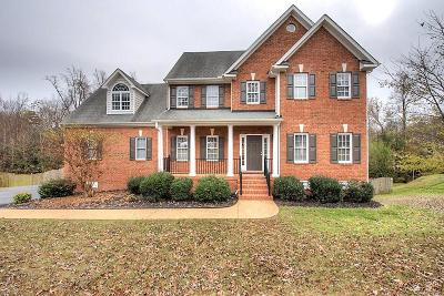 Mechanicsville Single Family Home For Sale: 7005 Barletts Bluff Road