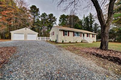 Henrico County Single Family Home For Sale: 5100 Windsor Road