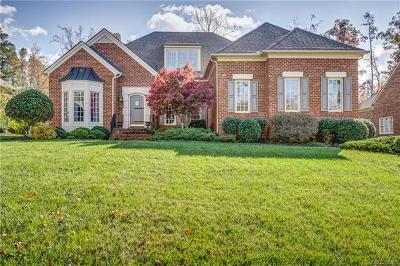 Manakin Sabot Single Family Home For Sale: 562 Hill Grove Road