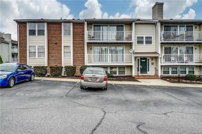 Henrico Condo/Townhouse For Sale: 8408 Donovan Court #511