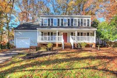 Chester Single Family Home For Sale: 906 Westcreek Drive