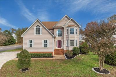 Henrico Single Family Home For Sale: 2321 Bridgehaven Terrace