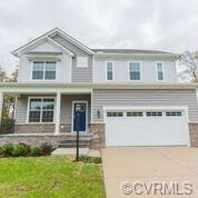 Chesterfield County Single Family Home For Sale: 1519 Miners Trail Road