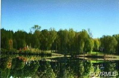 Powhatan County Residential Lots & Land For Sale: 2352 Branchway Creek Drive