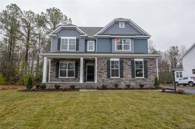 Chesterfield Single Family Home For Sale: 8319 Hartridge Drive
