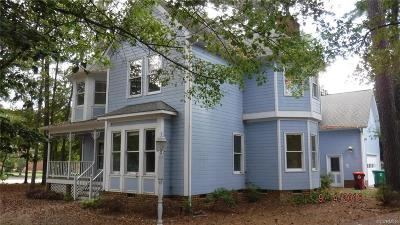 Colonial Heights VA Single Family Home For Sale: $269,900