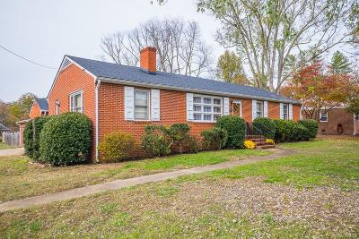 Hanover County Single Family Home For Sale: 8171 Newman Drive