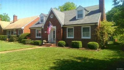 Richmond Rental For Rent: 4106 Grove Avenue