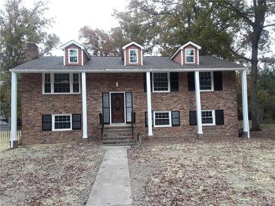 Chesterfield Single Family Home For Sale: 10230 West Huguenot Road
