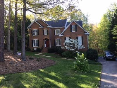 Chesterfield County Rental For Rent: 11331 Old Lewiston Road