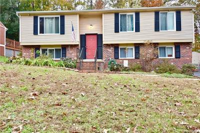 Chester Single Family Home For Sale: 1224 Oldbury Road