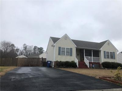 Chesterfield County Single Family Home For Sale: 5907 Ferintosh Lane