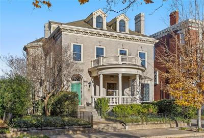 Richmond Single Family Home For Sale: 1812 Monument Avenue