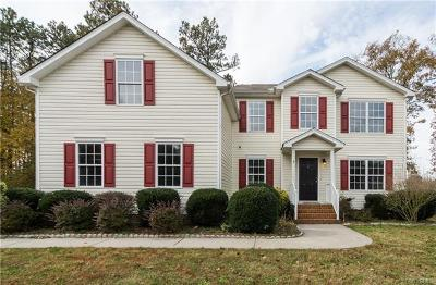 Henrico County Single Family Home For Sale: 8028 King Eider Drive