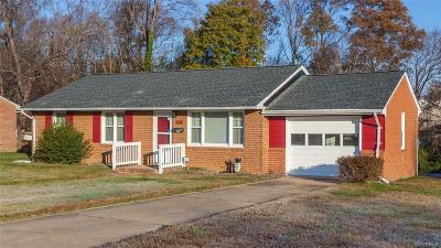 Henrico County Single Family Home For Sale: 2518 Farrand Street
