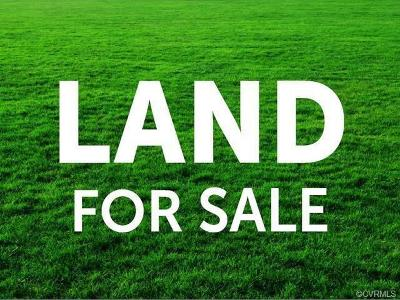 Chesterfield County Residential Lots & Land For Sale: 10111 Beaver Bridge Road
