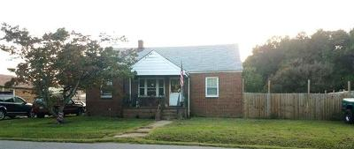 South Chesterfield Single Family Home For Sale: 21322 Winfree Avenue