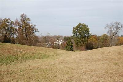 Chesterfield County Residential Lots & Land For Sale: 304 Sarazen Lane