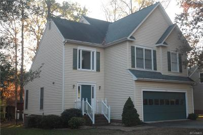 Chester Single Family Home For Sale: 3119 Ramsey Drive
