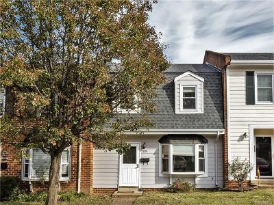 Chesterfield County Single Family Home For Sale: 7829 Provincetown Drive