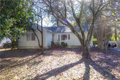 Kilmarnock Single Family Home For Sale: 30 Dogwood Lane
