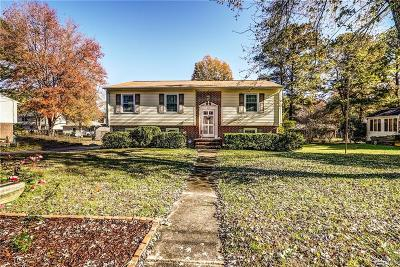 Colonial Heights Single Family Home For Sale: 219 Biltmore Drive