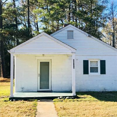 Chesterfield County Rental For Rent: 20112 Laurel Road