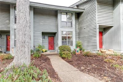 Midlothian Condo/Townhouse For Sale: 2908 Woodbridge Crossing Drive
