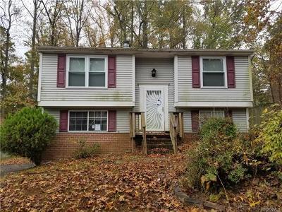 Chesterfield Single Family Home For Sale: 6307 Brambleton Road