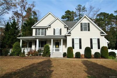 Henrico County Single Family Home For Sale: 5412 Wellington Ridge Road