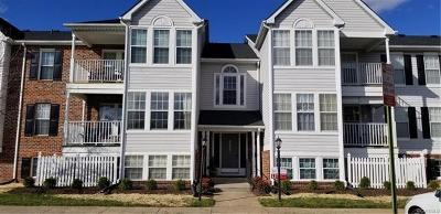 Glen Allen Condo/Townhouse For Sale: 9377 Manowar Court #901
