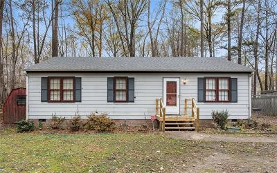 Richmond Single Family Home For Sale: 6418 Glenway Drive
