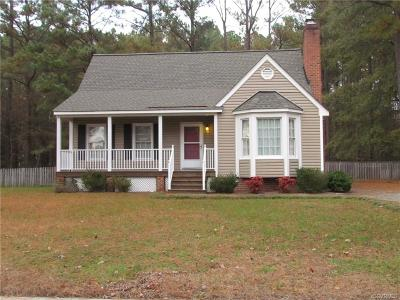 Henrico County Single Family Home For Sale: 2616 Tavern Way
