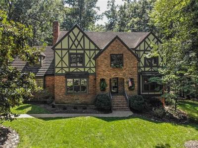 Midlothian Single Family Home For Sale: 10911 Lansdowne Terrace
