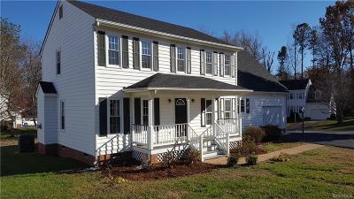 Chesterfield Single Family Home For Sale: 1613 Wilson Wood Road