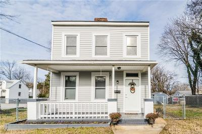 Richmond Single Family Home For Sale: 1812 National Street