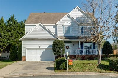 Hanover County Single Family Home For Sale: 11046 Stonefield Court
