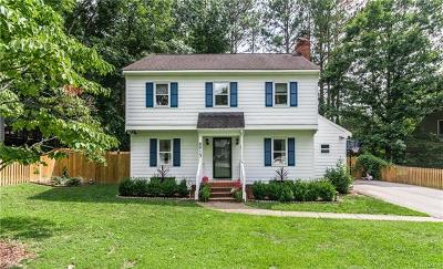 Henrico Single Family Home For Sale: 8915 Brawner Drive