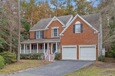 Henrico Single Family Home For Sale: 1837 Bellamy Place