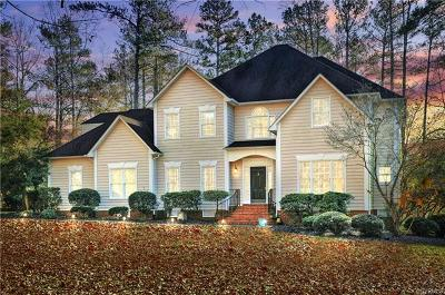 Chesterfield Single Family Home For Sale: 14301 Sylvan Ridge Road