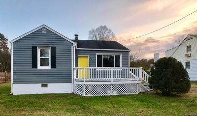 Henrico Single Family Home For Sale: 709 Brook Hill Road