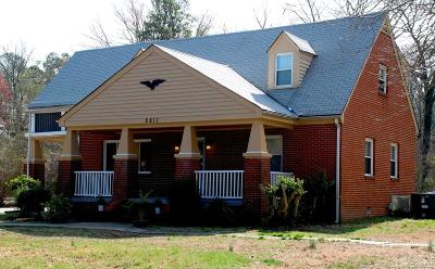 Richmond Single Family Home For Sale: 2811 Kingsdale Road
