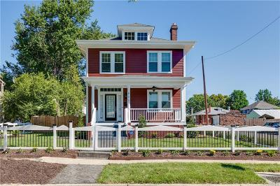 Richmond Single Family Home For Sale: 800 West Lancaster Road