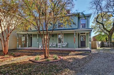 Petersburg Single Family Home For Sale: 604 High Street