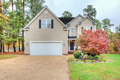 Henrico County Single Family Home For Sale: 5329 Jacobs Creek Drive