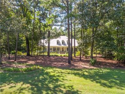 Powhatan Single Family Home For Sale: 3089 Braehead Road