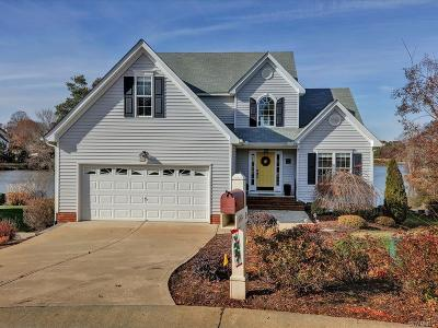 Chesterfield Single Family Home For Sale: 8814 Killarney Court