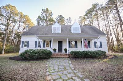 Goochland Single Family Home For Sale: 1781 Manakin Road