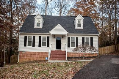 Midlothian Single Family Home For Sale: 14200 Spotted Coat Court