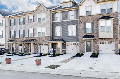 Chesterfield Condo/Townhouse For Sale: 317 Crofton Village Terrace #JC